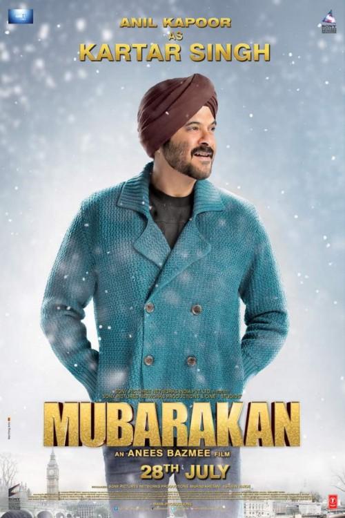 دانلود فیلم Mubarakan 2017